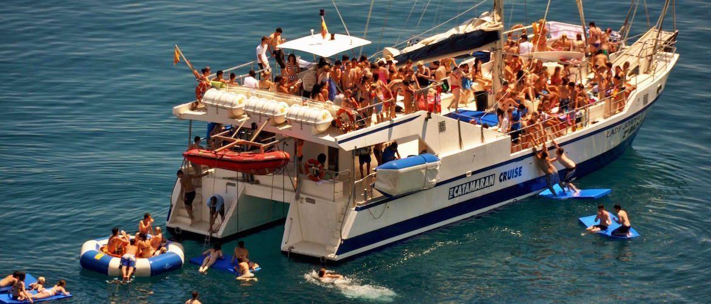 Lloret de Mar catamaran Cruise