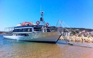 Fiestas en barco Platja d'Aro ¡Diversión garantizada. Disfruta del mara, el sol y la playa