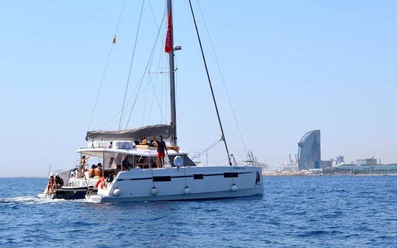 Alquiler barco Platja d'Aro