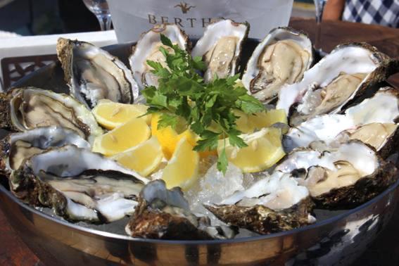 Degustación y cata de ostras y mejillones en el Delta del Ebro