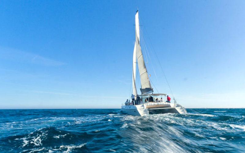 Catamaran rental Costa Brava