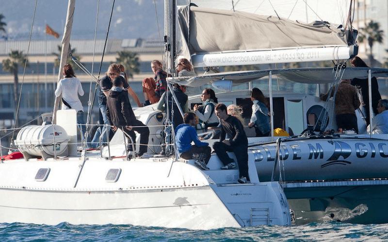 Costa Brava catamaran rental