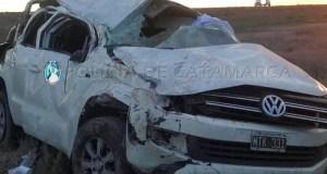 Accidente vial Catamarca