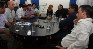 Edgardo Maza, Ministro Sebastian Veliz, Marcelo Rivera
