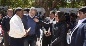 Lucia Corpacci, Antofagasta de las Sierras, Jorge Sola Jais, Marcelo Rivera