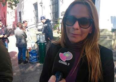 Intendenta Roxana Paulon, Roxana Paulon