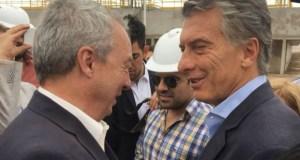 Ruben Manzi, Macri