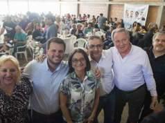 Eduardo Menecier, Lucia Corpacci, Raul Jalil, Ruben Dusso