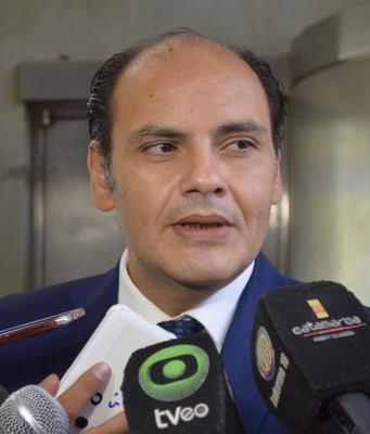 Gustavo Saadi, Intendente Gustavo Saadi