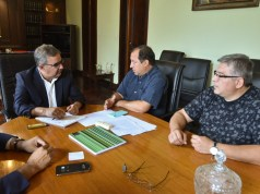 Intendente Luis Polti, Luis Polti, Raul Jalil, Gobernador Raul Jalil