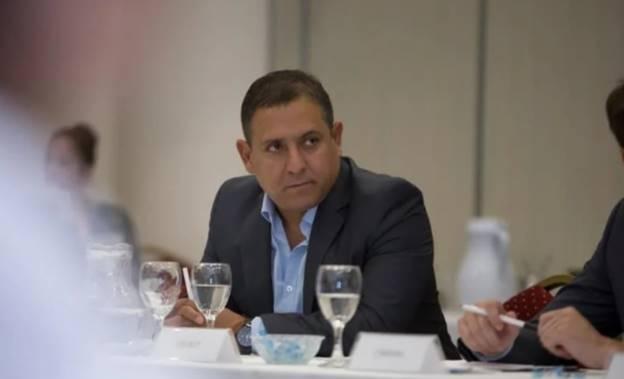 Nicolas Veron, Secretrio del interior