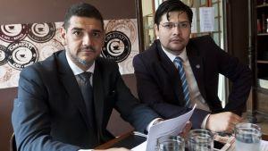 Dr Sebastian Ibañez, Dr Bruno Jerez