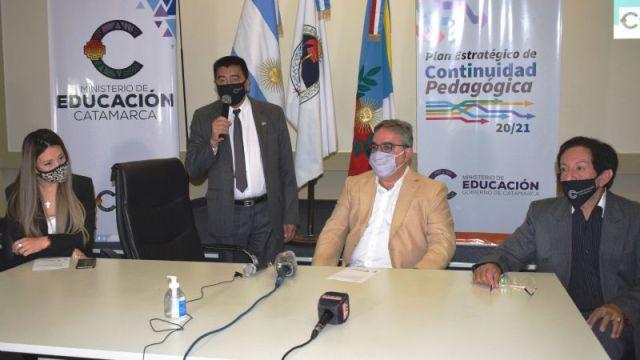 Francisco Gordillo, Raul Jalil,