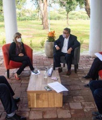 Raul Jalil, Guillermo Joao Andrada, Claudia Palladino, Gustavo Aguirre