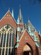 Oscar Fredrik Church 1890s