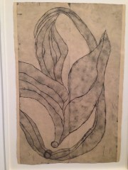 Copyright Louise Bourgeois 'A Baudelaire' Etching