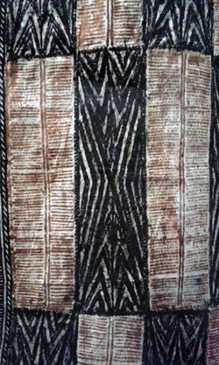 Barkcloth at the British Museum