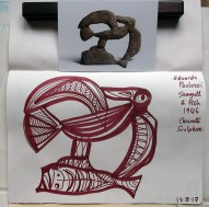 Seagull and Fish (after Paolozzi) © Catherine Cronin