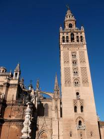 Seville Cathedral (© Catherine Cronin)
