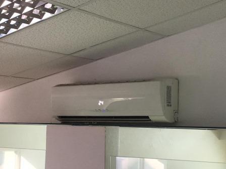 Кондиционер обеспечивают комфортный климат в помещении