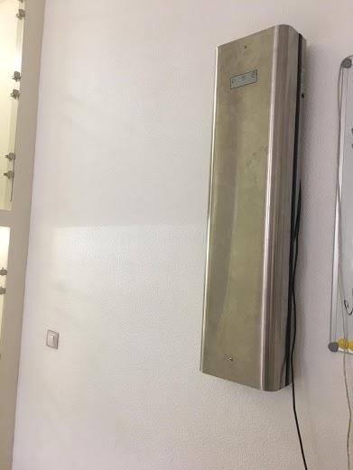 Рециркулятор бактерицидный