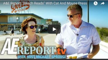 Cat & Mouse Press on TV