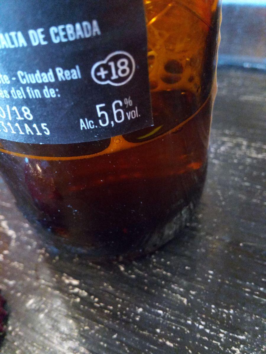 cerveza calatrava pura malta