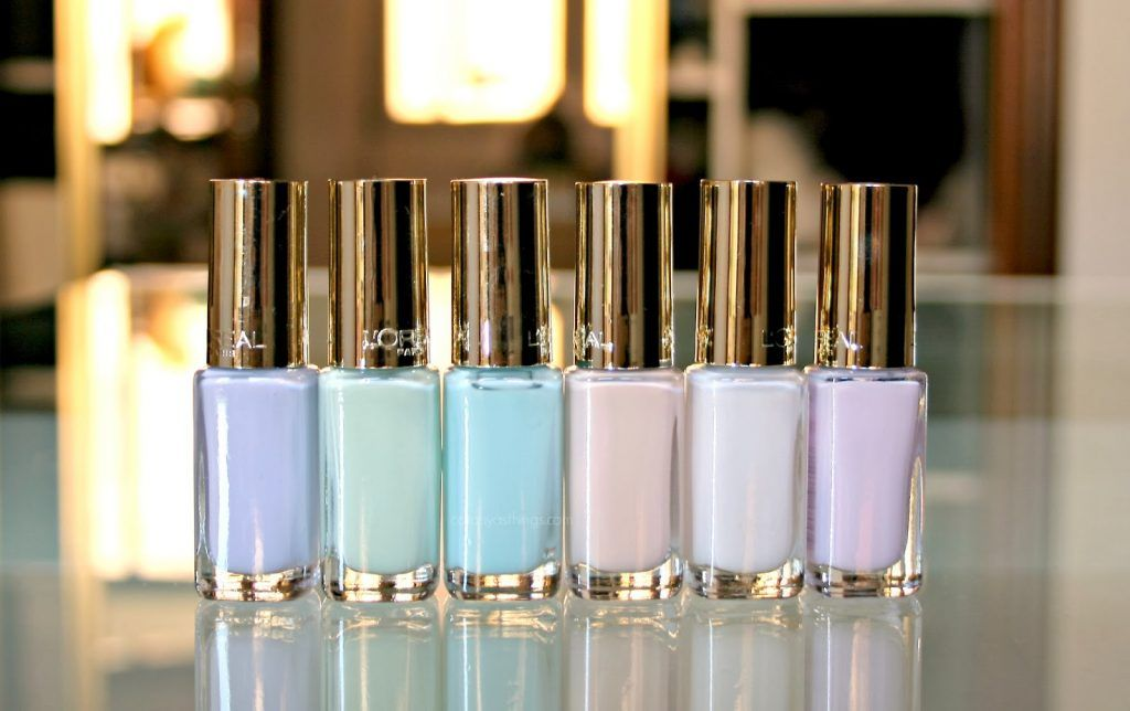 L\'OREAL COLOR RICHE Les Blancs Collection - Catanya\'s Things
