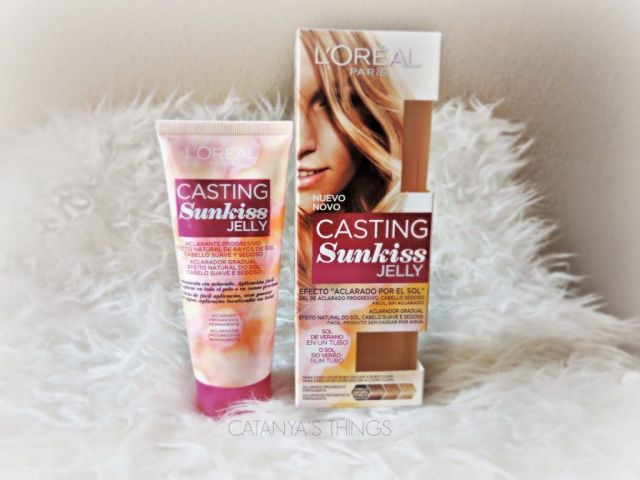 casting sunkiss jelly l'oreal