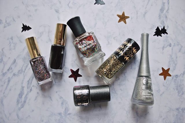 best-christmas-nail-polish