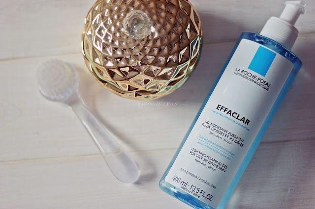 effaclar gel mousse purificante pieles grasas sensibles reseña, review, opiniones, precio, farmaciabarata