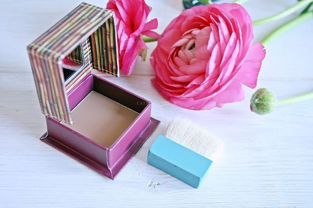 benefit cosmetics blush, hoola, mini, bene minis