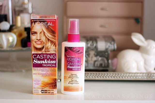 l'oreal casting sunkiss tropical review