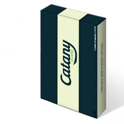 Verpakking Catanyworld CBDa - natuurlijke Cannabidiol