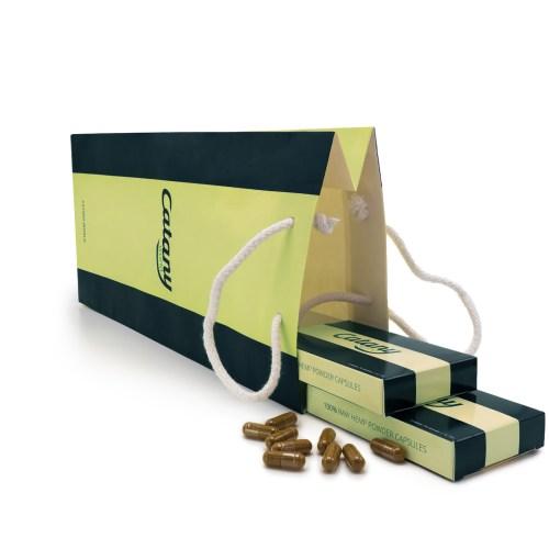 Package Catanyworld CBDa - natural Cannabidiol