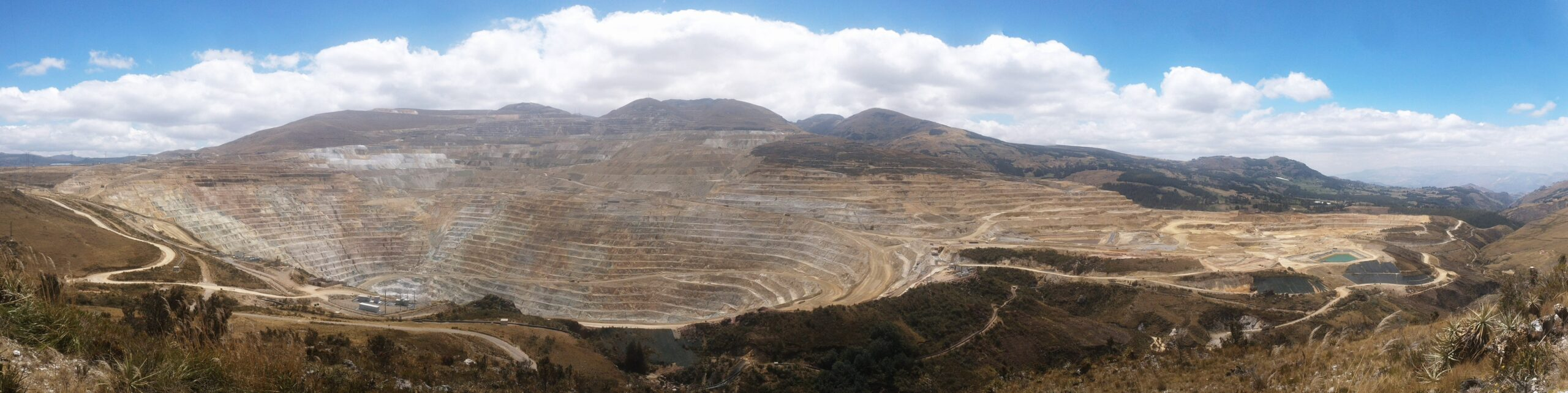 Yanacocha mine, Cajamarca, Peru