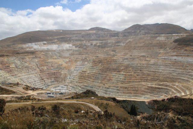 Yanacocha mijn Peru