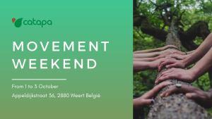 Movement Weekend @ GEKKOO Verblijf Weert