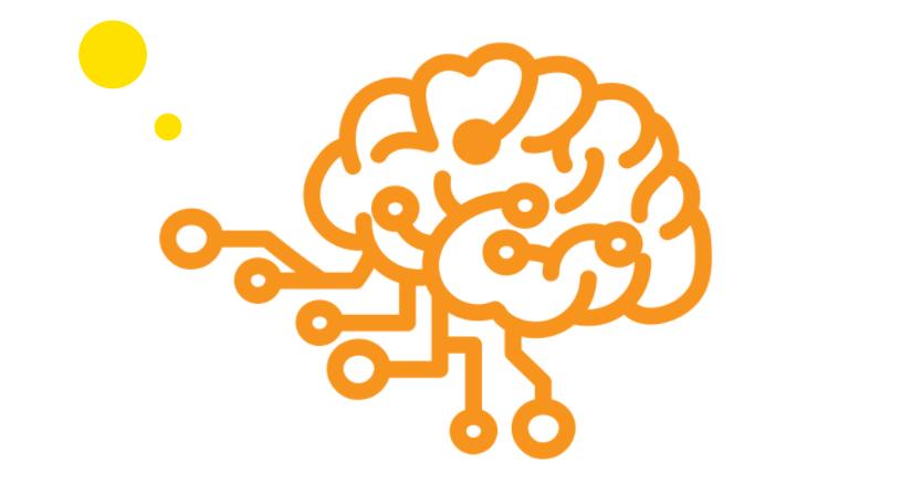 Orange brain Artificial intelligence AI tekoäly Catapult