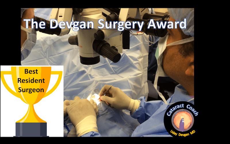 Devgan surgery award