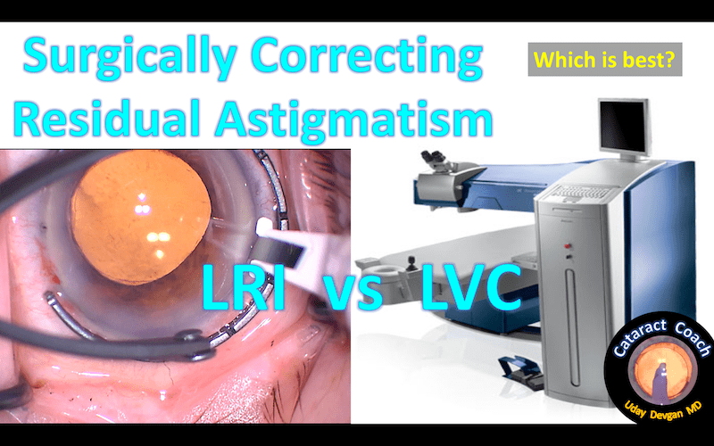 LRI vs LVC