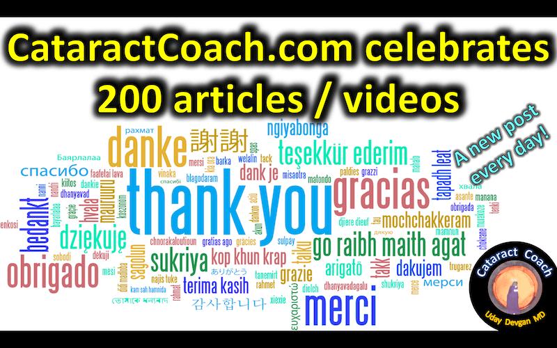 celebrate 200 posts