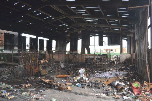 Incêndio na cooperativa Cruma - Imagem e Vídeo de Samuel Ferreira (110)
