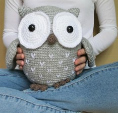 owl crochet 2