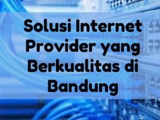 provider internet bandung