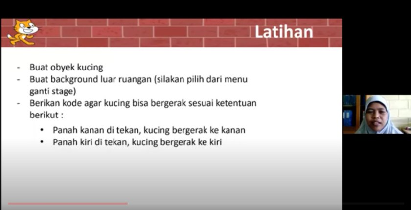 latihan scratch
