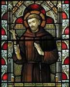 ST. FRANSISKUS