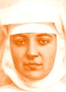 ST. MARIA GIULIANI FMM - MARTIR TIONGKOK [+1900] - ASAL ITALIA
