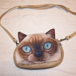 Bentley the Cat Cross Bag