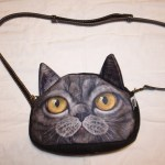 Max the Cat Cross Bag